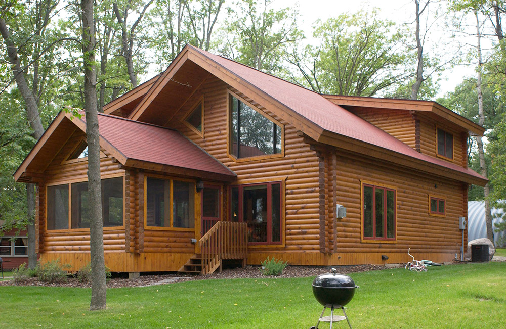 Log Home 15 – Brindley's Harbor