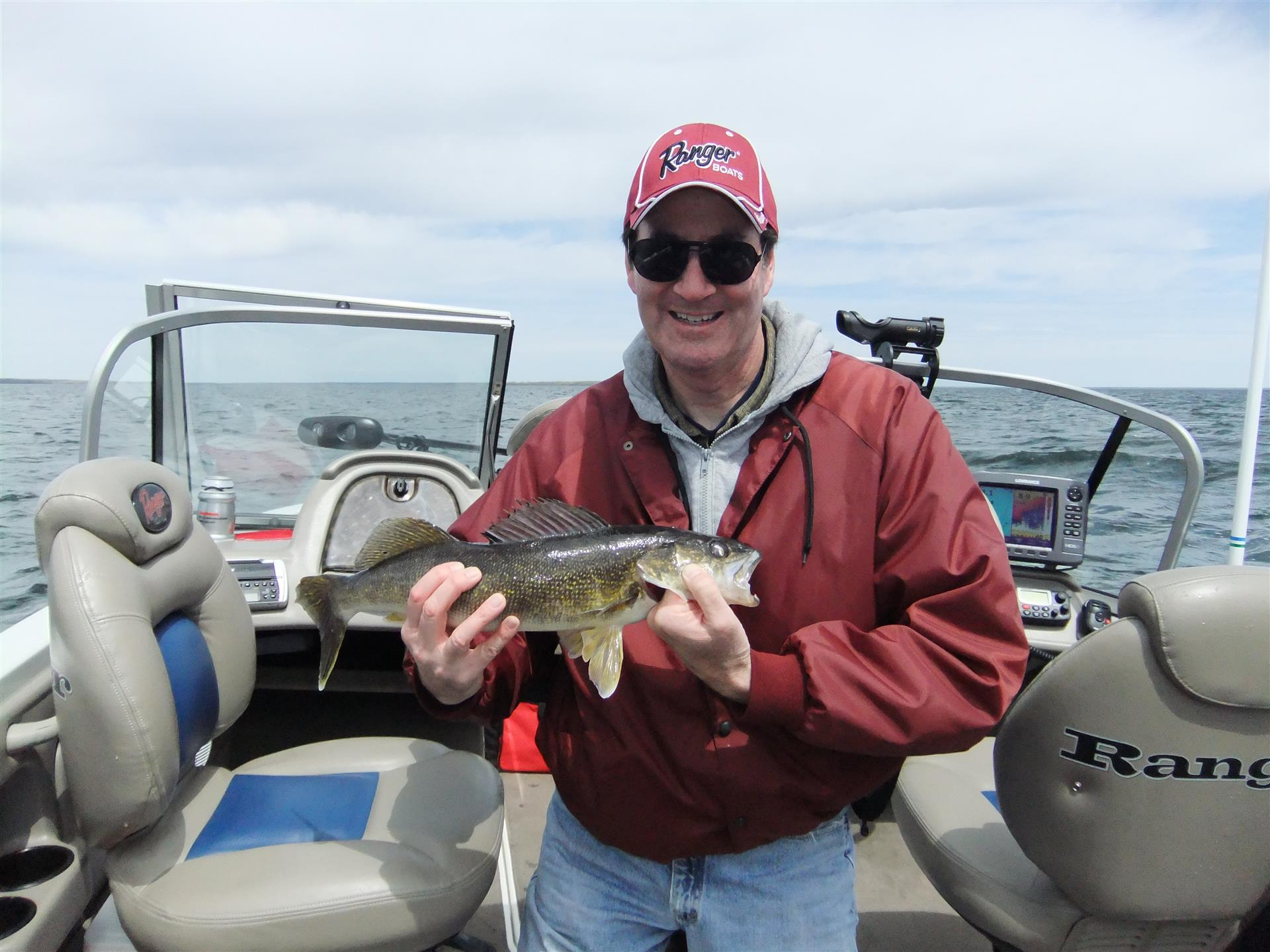 Dave May 2013 walleye