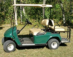 Golf Carts Available