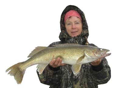 walleye deb